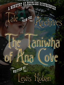 The Taniwha of Ana Cove