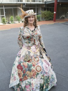 Fanastic costuming from New Zealand