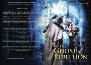 The Ghost Rebellion print